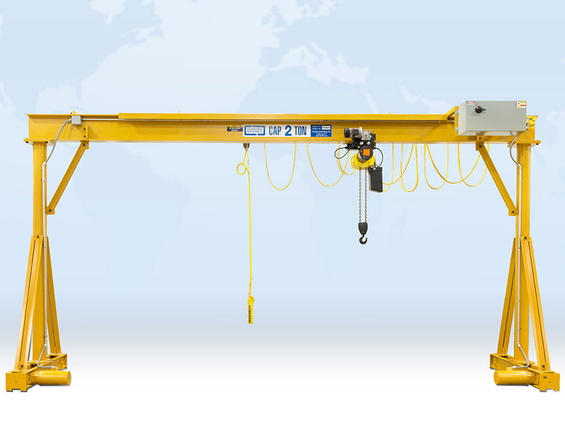 picture of gantry crane