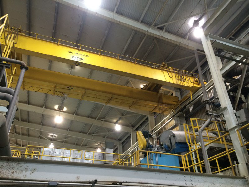 picture of overhead crane